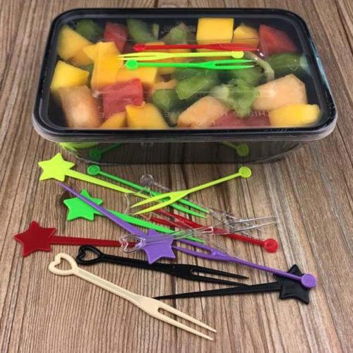 Heavyweight Plastic Cutlery OK Forks