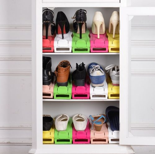 One Body Shoe Organizer Storage Units