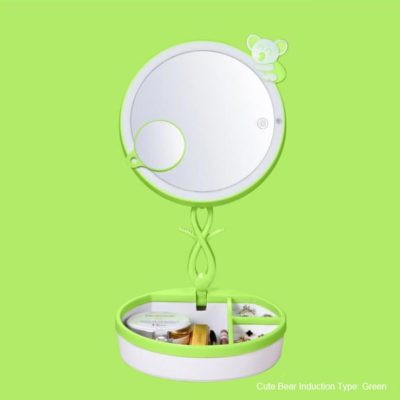 Multifunction Portable LED Cosmetic Mirror