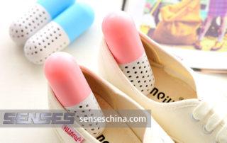 Shoes capsule deodorant supplier China - senseschina.com