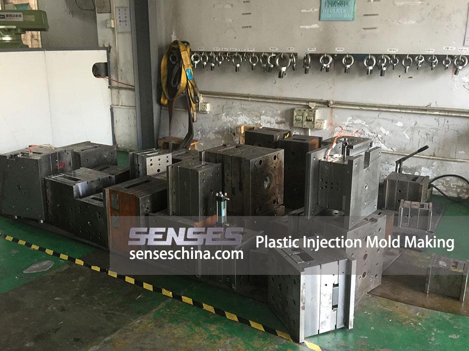Senses - Plastic Injection Mold Making - senseschina.com