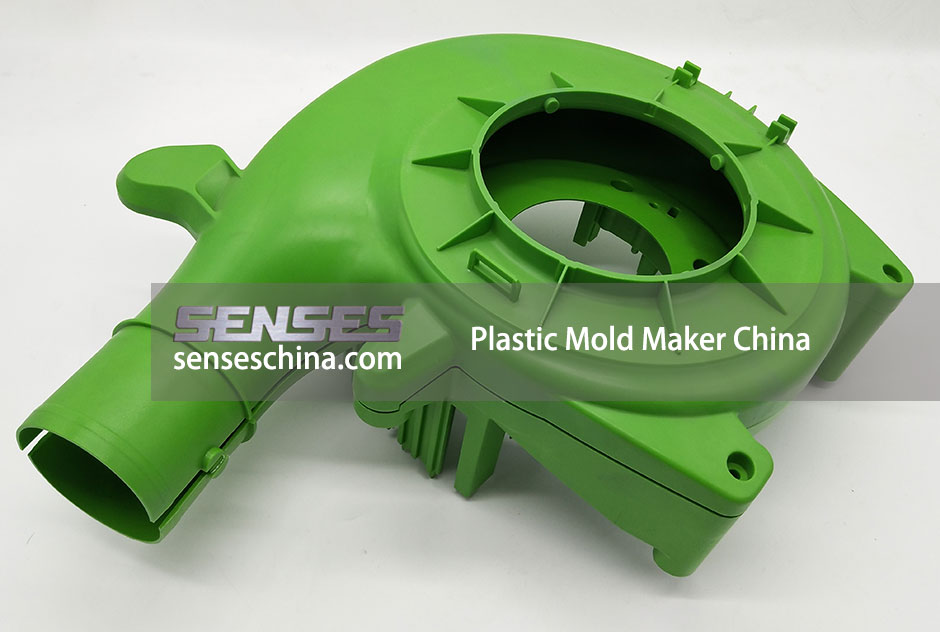 Plastic Mold Maker China