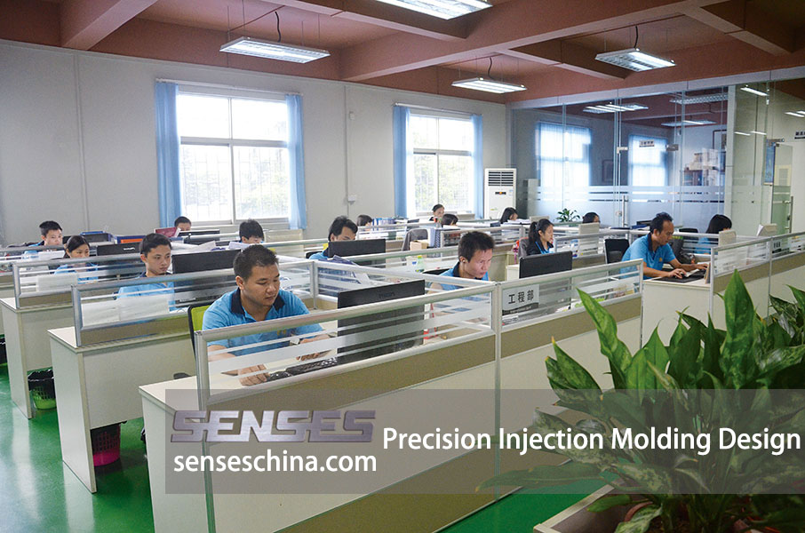 Precision Injection Molding Design