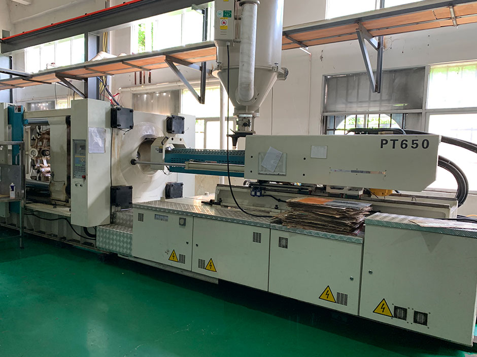 SENSES Injection Machine