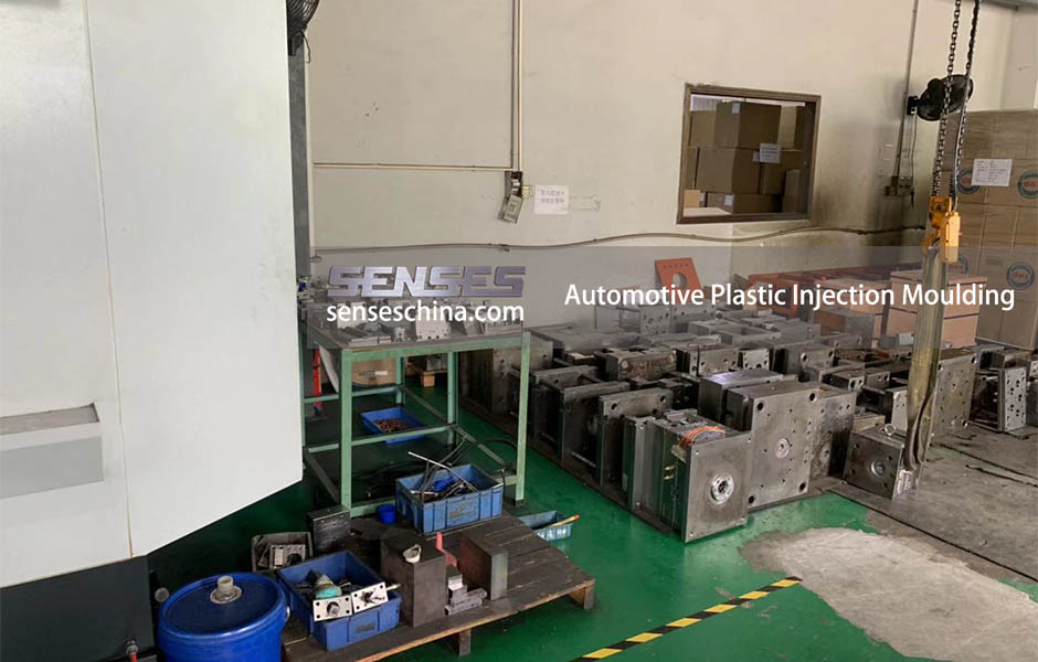 Automotive Plastic Injection Moulding
