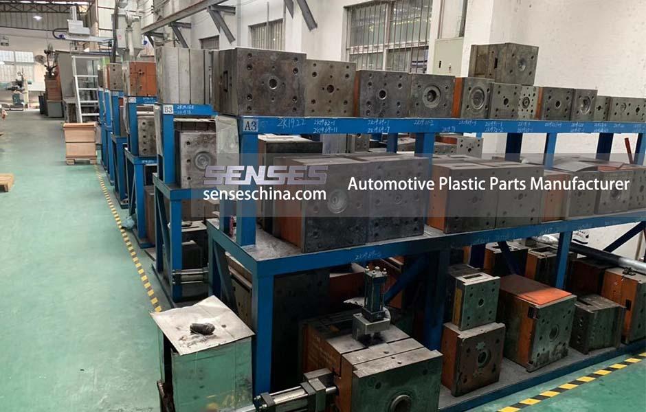 Automotive Plastic Parts Manufacturer