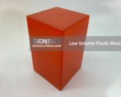 Low Volume Plastic Moulding
