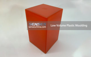 Low Volume Plastic Moulding