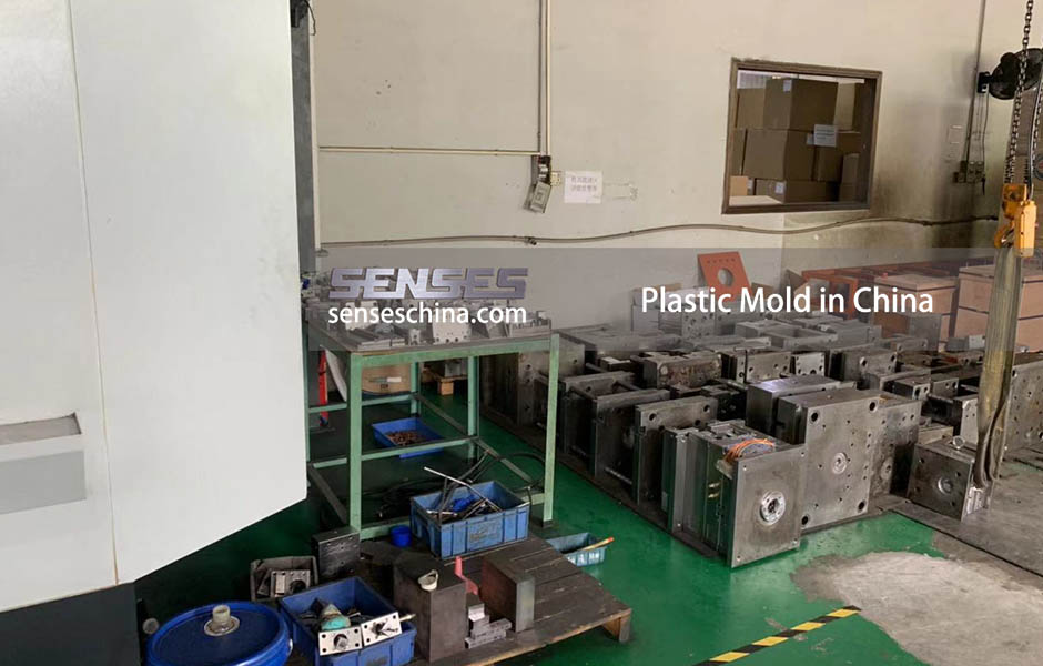Plastic Mold in China