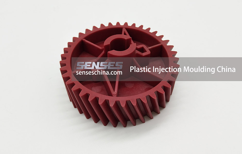 Plastic Injection Moulding China