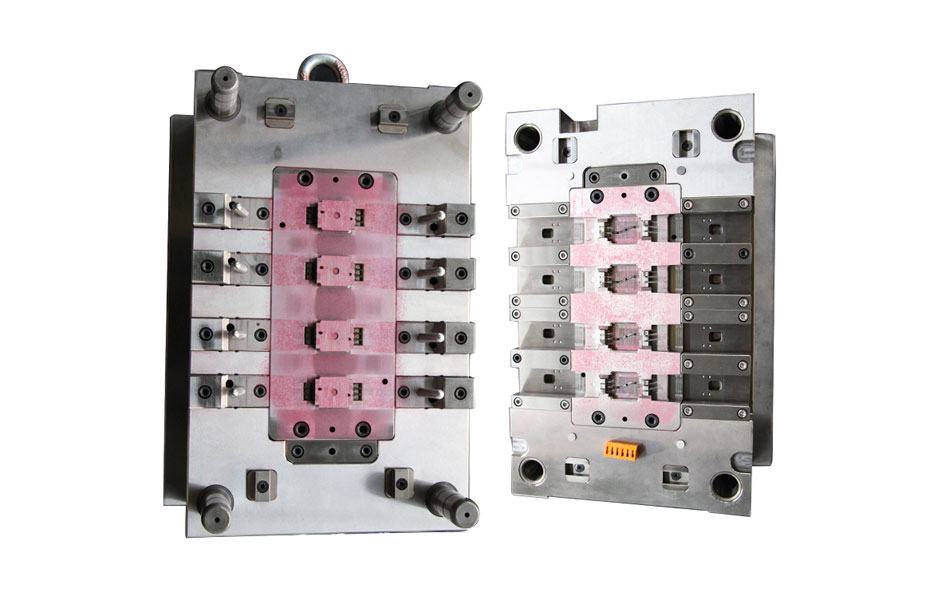 Electronic Parts Injection Mould