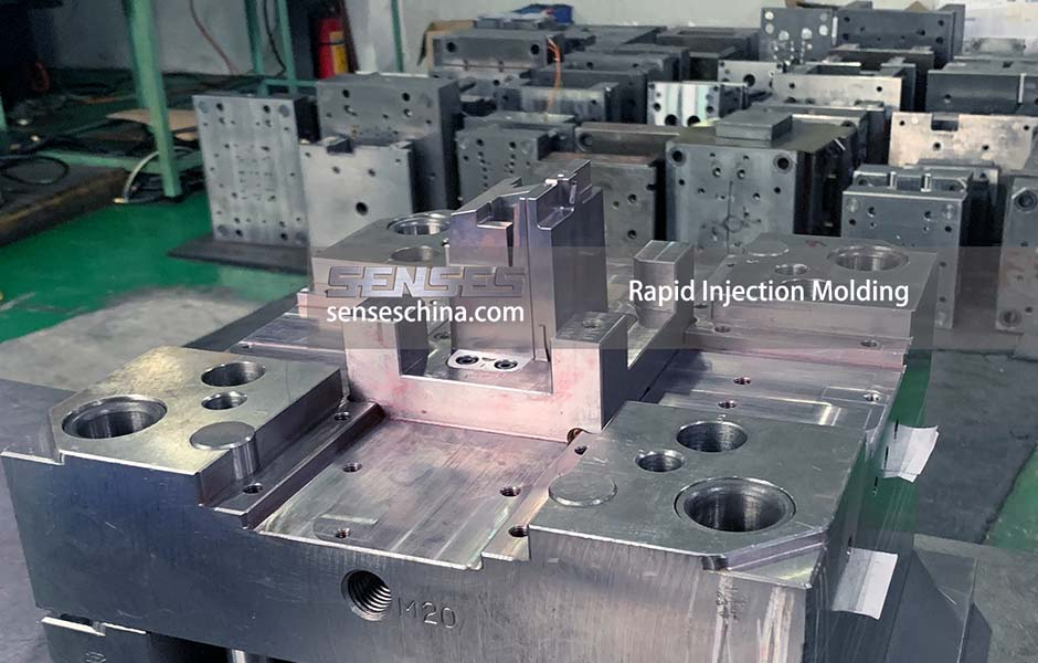Senses Rapid Injection Molding