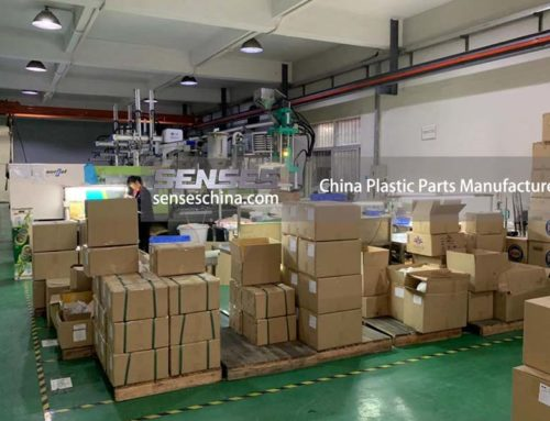 China Plastic Parts Manufacturers