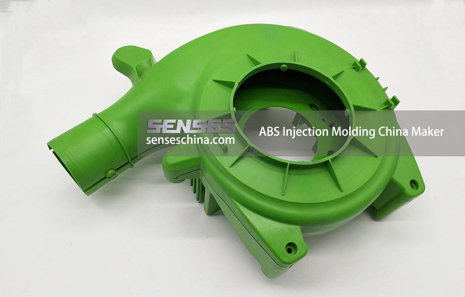 ABS Injection Molding China Maker