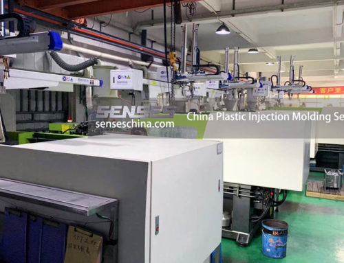 China Plastic Injection Molding Service