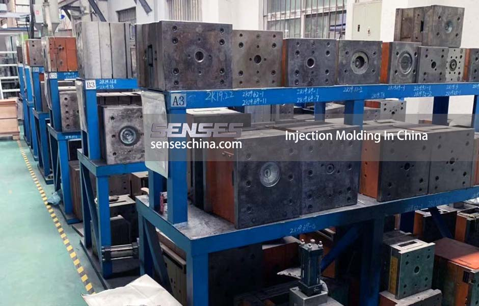 Injection Molding In China