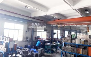 Plastic Injection Mold Manufacturers China