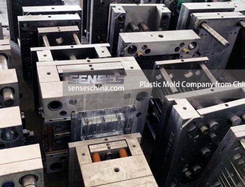 Plastic Mold Company from China
