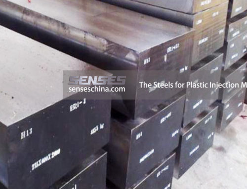 The Steels for Plastic Injection Mold
