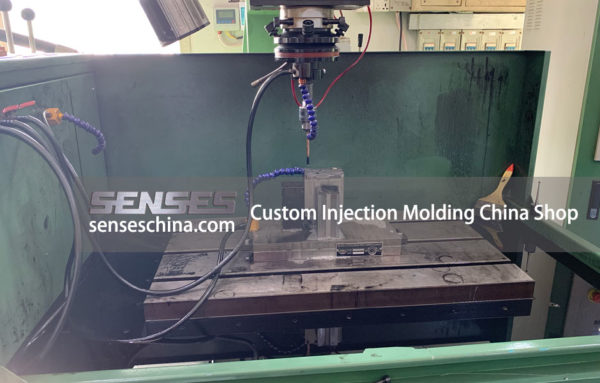 Custom Injection Molding China Shop