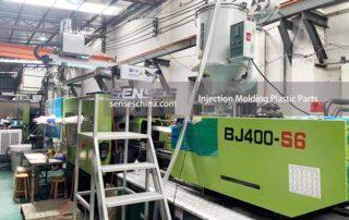 Injection Molding Plastic Parts - SENSES