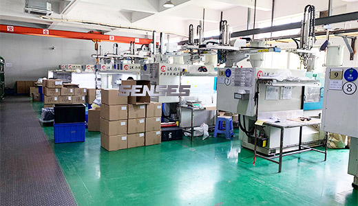 Plastic Molding Factory