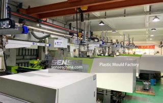 Plastic Mould Factory SENSES CHINA