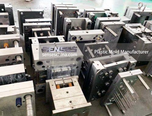 Plastic Mold Manufacturer