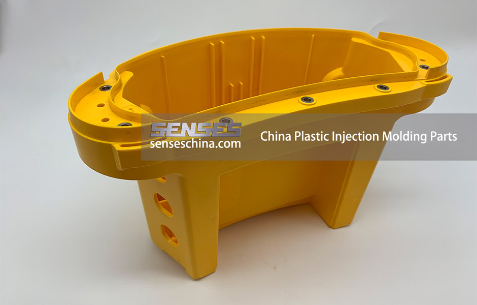 China Plastic Injection Molding Parts