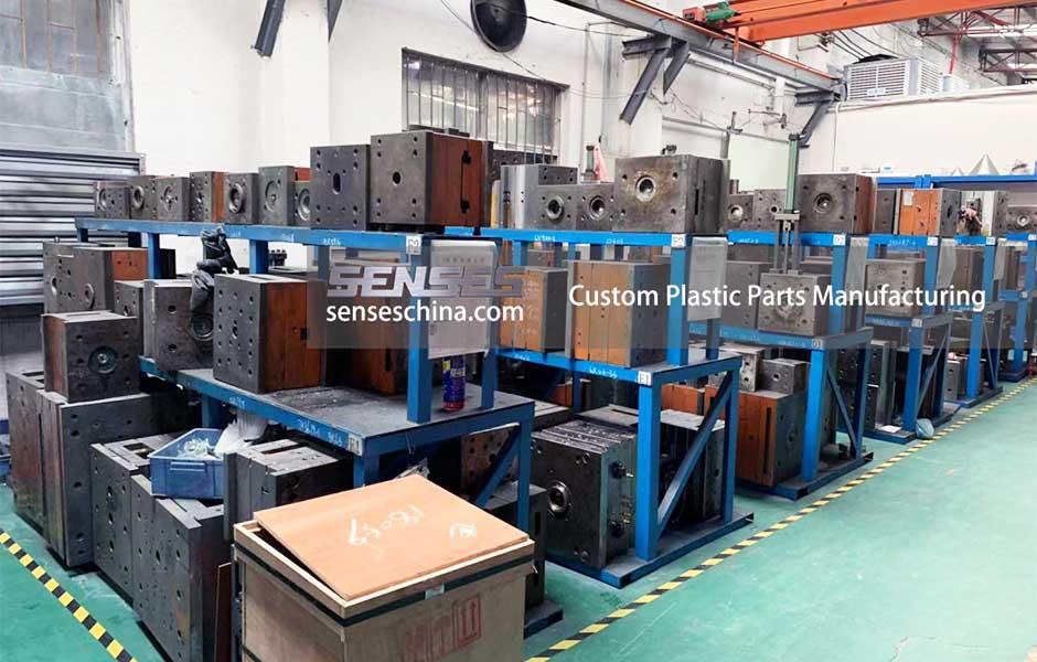 Custom Plastic Parts Manufacturing