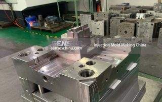 Injection Mold Making China