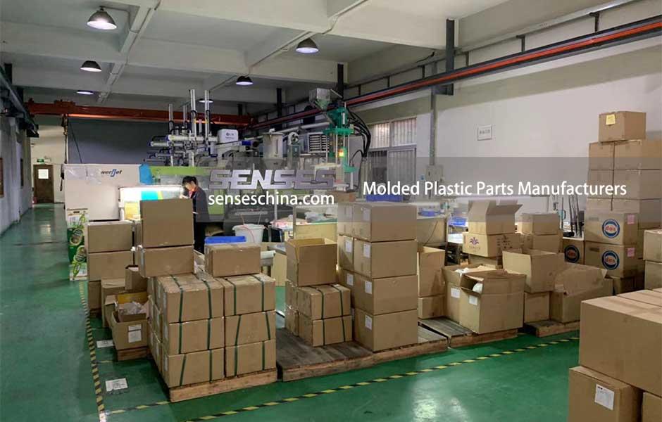 Molded Plastic Parts Manufacturers