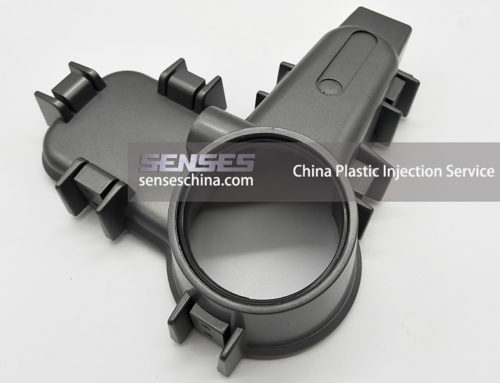 China Plastic Injection Service