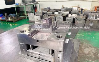 Custom Plastic Injection Molds