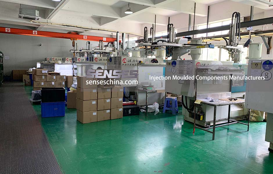 Injection Moulded Components Manufacturers