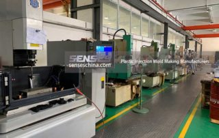 Plastic Injection Mold Making Manufacturers