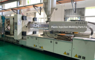 Plastic Injection Molding Parts Factory