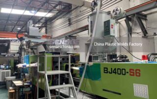 China Plastic Molds Factory