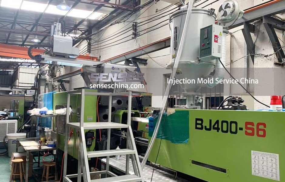 Injection Mold Service China
