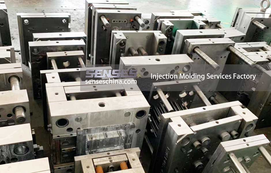 Injection Molding Services Factory