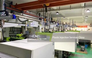 Plastic Injection Services China