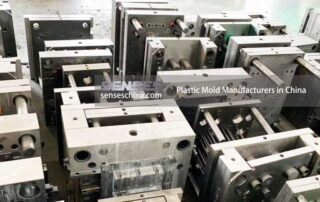 Plastic Mold Manufacturers in China