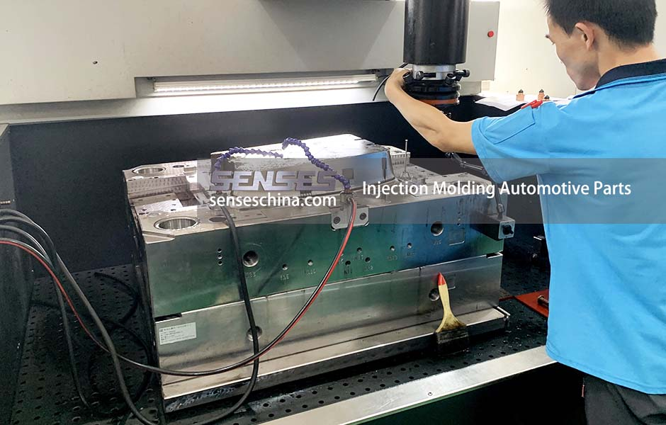 Injection Molding Automotive Parts