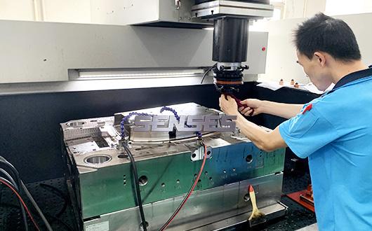 Plastic Molding Manufacturer