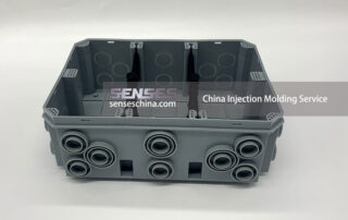 China Injection Molding Service