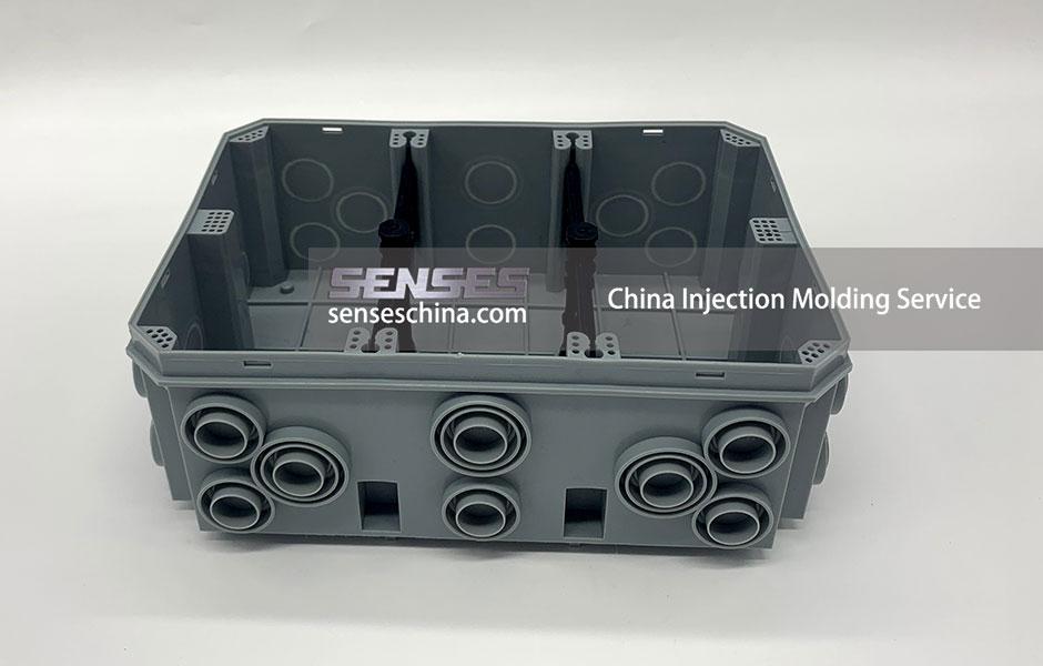China Injection Molding Service