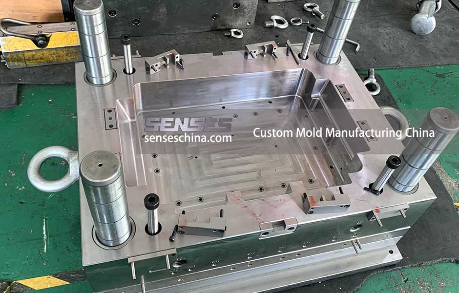 Custom Mold Manufacturing China