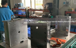 Custom Plastic Injection Molding Manufacturing