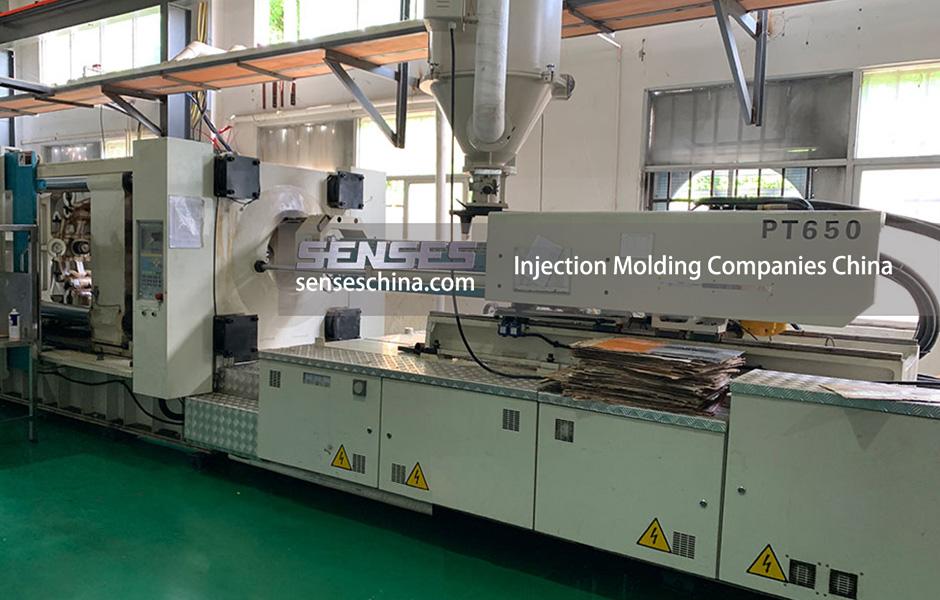 Injection Molding Companies China
