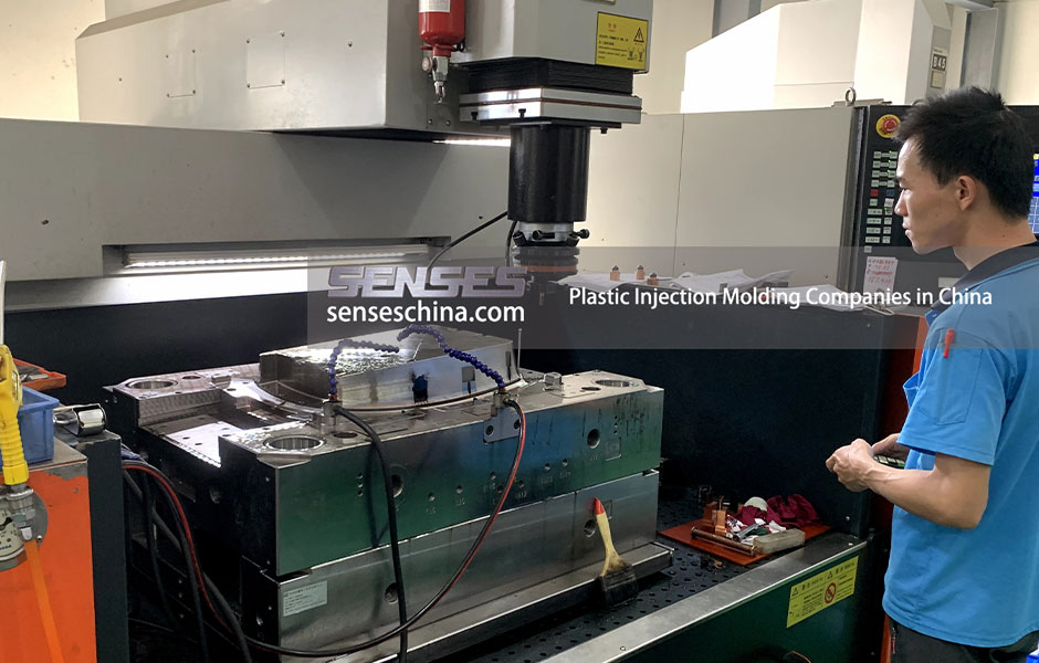 Plastic Injection Molding Companies in China